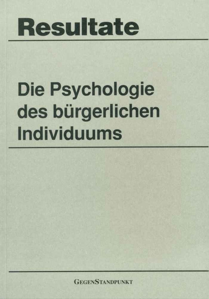 Titelblatt des Buches